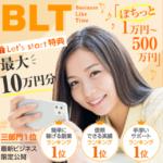 「副業」BLT(Business Like Time) 評価
